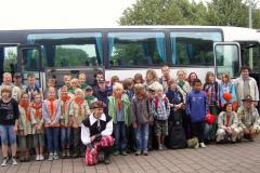 Stammes Sommerlager 2009