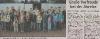 Zeitungsartikel Abfahrt vom 01.08.2011
